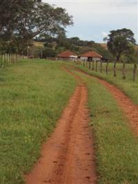 Fazenda na região de Iturama-MG