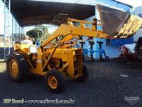 Trator Massey Ferguson MF 65R PULAPULA 4x2 ano 78