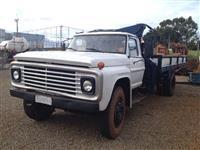 Caminhão Ford FORD 700 COM MUNCK 5000KLS ano 78