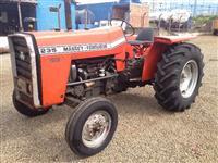 Trator Massey Ferguson 235 4x2 ano 77