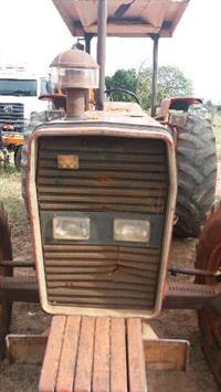 Trator Massey Ferguson 292 Turbo 4x4 ano 93
