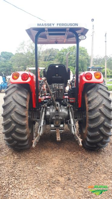 Trator Massey Ferguson 4283 4x4 ano 11