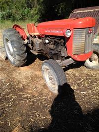Trator Massey Ferguson 65 X 4x2 ano 72