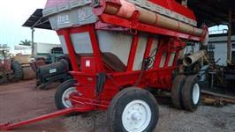 Carreta graneleiro adubo / grãos