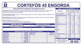 CORTEFÓS 45 ENGORDA