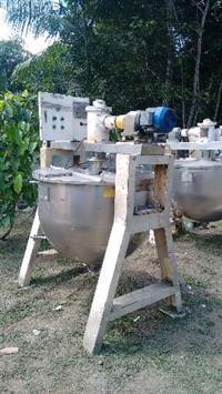misturador de tintas de inox tanque de 800 litros