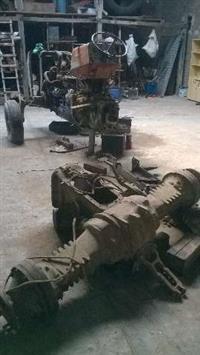 Trator Massey Ferguson 295 4x2 ano 85