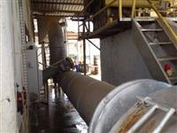 Industria para extração de amido de milho