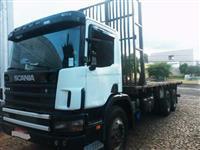 Caminhão Scania 124 360 ano 03