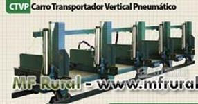 Carro Porta Toras e Guincho Reformados - Somos Fábrica Serrarias Automatizadas