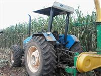 Trator Ford/New Holland TL 95 E  4x4 ano 04
