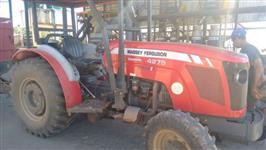 Trator Carregadeiras Valtra BM100 4x4 ano 08