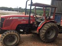 Trator Massey Ferguson 4265 4x4 ano 12