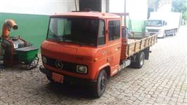 Caminhão Mercedes Benz (MB) 608 D ano 83