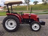 Trator Yanmar 1155/4  4x4 ano 07