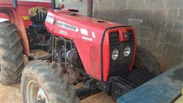 Trator Massey Ferguson 255 Advanced 4x4 ano 08