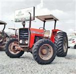 Trator Massey Ferguson 290 4x4 ano 80