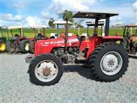 Trator Massey Ferguson 255 Advanced 4x4 ano 09