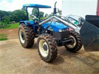Trator New Holland TT 4030 4x4 ano 15