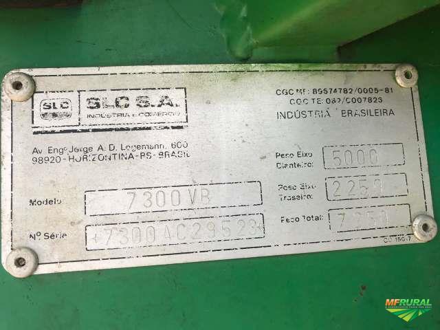 COLHEITADEIRA JOHN DEERE 7300