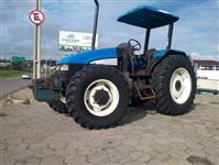 Trator New Holland TL 85 E 4x4 ano 07