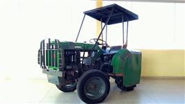 Trator Agrale 4100 4x4 ano 93