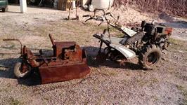 Mini/Micro Trator yanmar nb10 4x2 ano 80