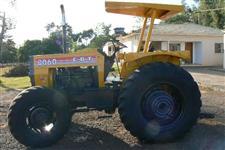 Trator CBT 8060 4x4 ano 89