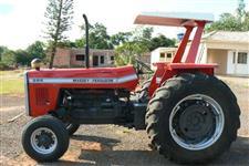 Trator Massey Ferguson 295 4x2 ano 83
