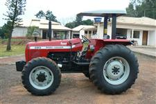 Trator Massey Ferguson 283 Advanced 4x4 ano 05
