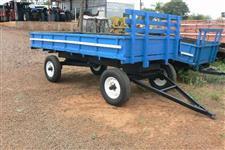 carreta agricola 4 rodas 4 ton