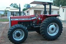 Trator Massey Ferguson 265 4x4 ano 95