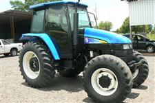 Trator New Holland TS 6020 4x4 ano 10