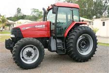 Trator Case MX 110 4x4 ano 98