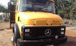 Caminhão  Mercedes Benz (MB) 1519  ano 81
