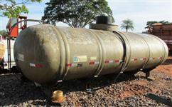Tanque de Fibra 15000 litros para Caminhão ou Uso em Base Fixa marca Vetro