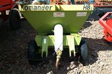 Adubadeira de Precisão para Cafeicultura marca KAMAQ modelo Komander H8 S
