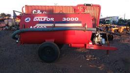 Distribuidor de Esterco Liquido a Vacuo (Churumeria) marca DALFOR modelo 3000 ano 2013 toda original