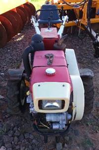 Mini/Micro Trator YANMAR TC 14 4x2 ano 05