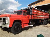 Caminhão Ford F14000 ano 87