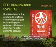 Fertilizante Organomineral Redi