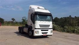 Caminhão Iveco Stralis NR 740S46T 6x4 ano 11