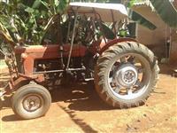 Trator Massey Ferguson 65 X 4x4 ano 74