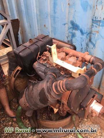 Guindaste munck guincho estacionario 4 toneladas