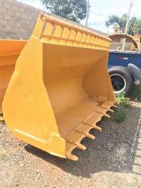 Concha Caçamba para Carregadeira CAT 980