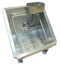 Lavador De Botas Inox- Manual Com Esguicho - Promoção