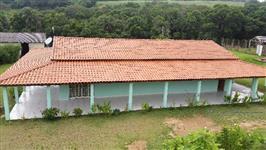 Sitio em Piedade 60,5 Ha Casa sede nova, galpão 1.300 m2 rico em água
