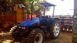 Trator Ford/New Holland TL 85 4x4 ano 04