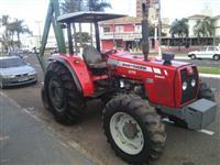 Trator Massey Ferguson 275 4x4 ano 09