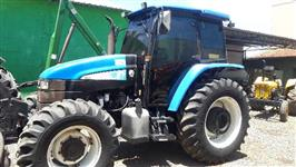 Trator Ford/New Holland Ts 6020,cabinado, 4x4. 4x4 ano 11